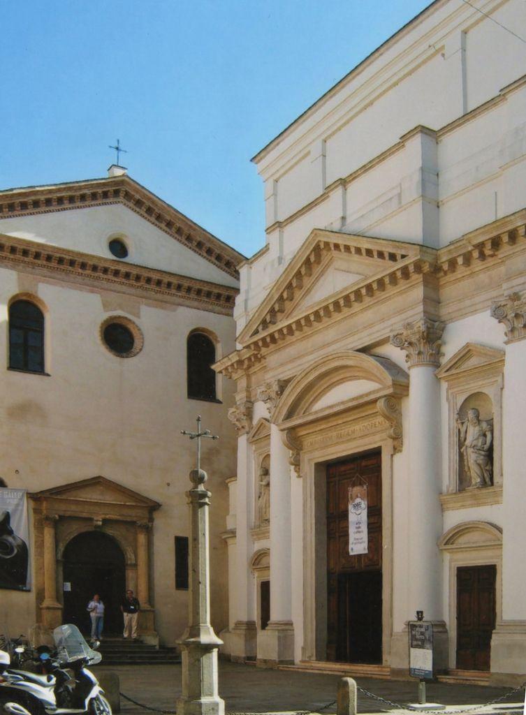 Chiesa San Lucia e Oratorio di San Rocco